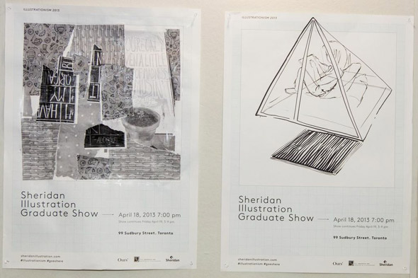 Sheridan Illustration Show