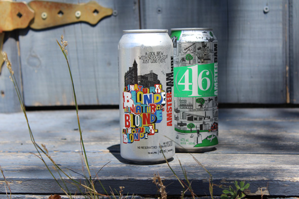 Toronto Beer Labels