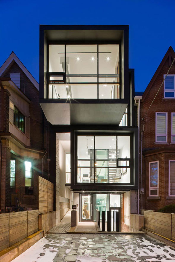toronto pachter residence