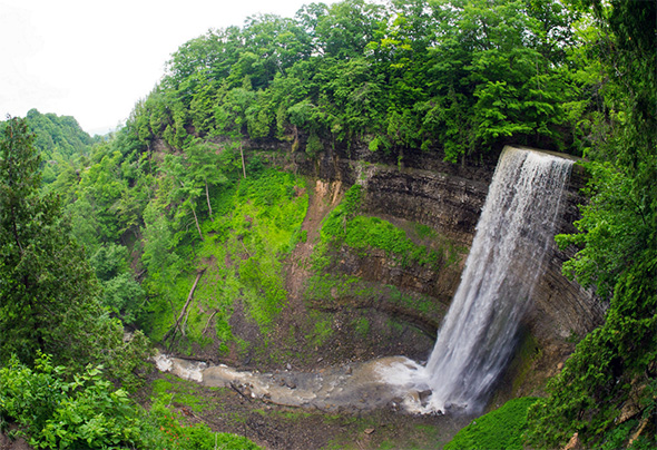 Tews Falls
