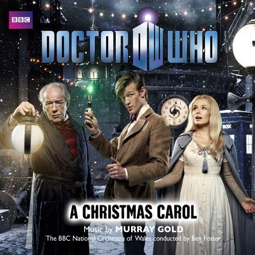 A Christmas Carol Soundtrack Details Blogtor Who