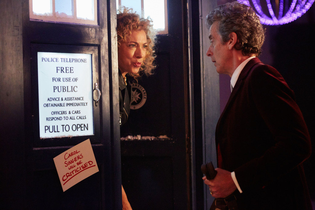 Dr Who Christmas Carol.Doctor Who Christmas Special Behind The Scenes On The