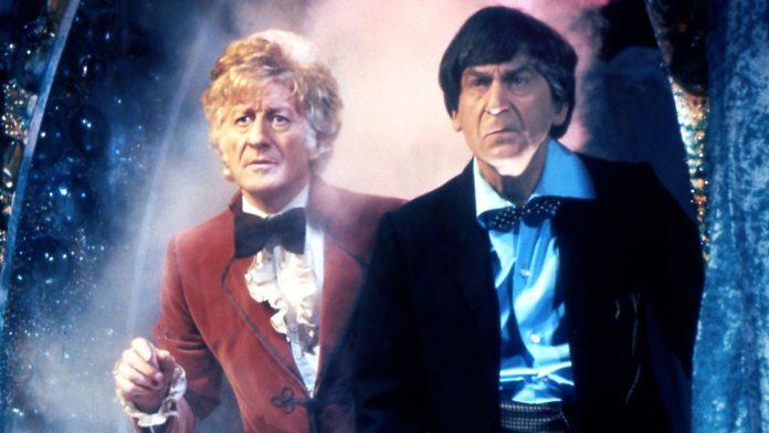 Doctor Who - The Three Doctors (c) BBC