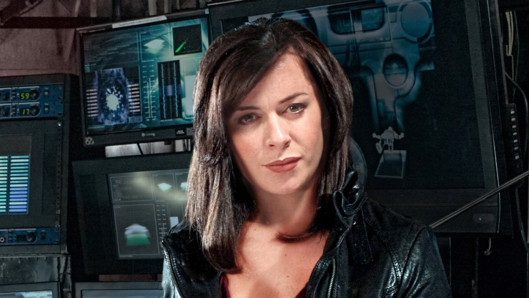 Eve Myles as Gwen Cooper in Torchwood