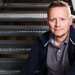 Class - Patrick Ness (writer) - (C) BBC - Photographer: Ray Burmiston