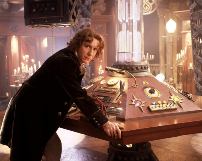 Eighth Doctor (Paul McGann) - Doctor Who TV Movie