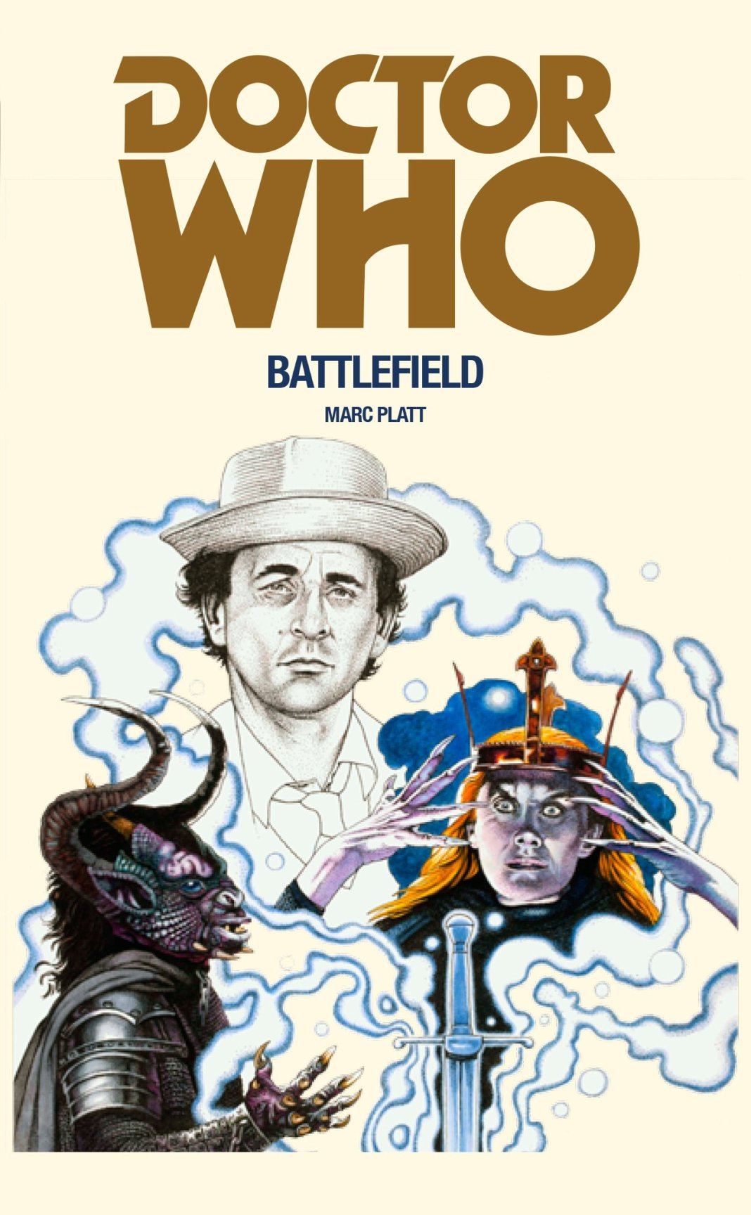 Doctor Who - Battlefield - Target Books