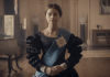 Jenna Coleman as Queen Victoria in ITV's Victoria
