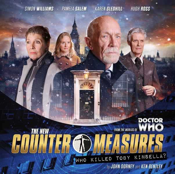Big Finish - The New Counter-Measures: Who Killed Toby Kinsella?