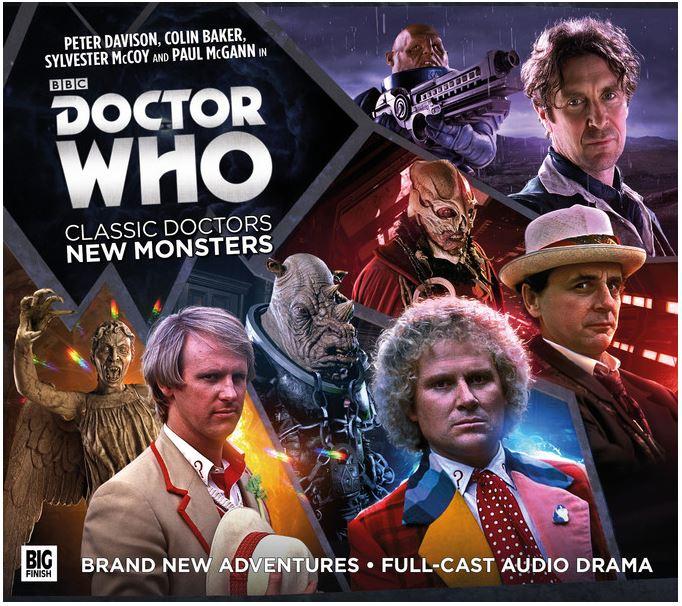 BIG FINISH - Classic Doctors, New Monsters, Volume 1