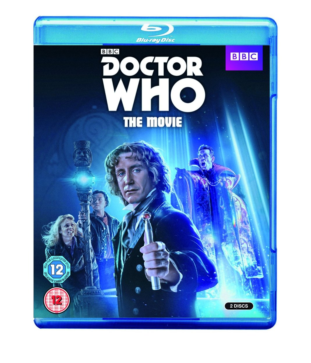 Doctor Who - The Movie [Blu-ray]