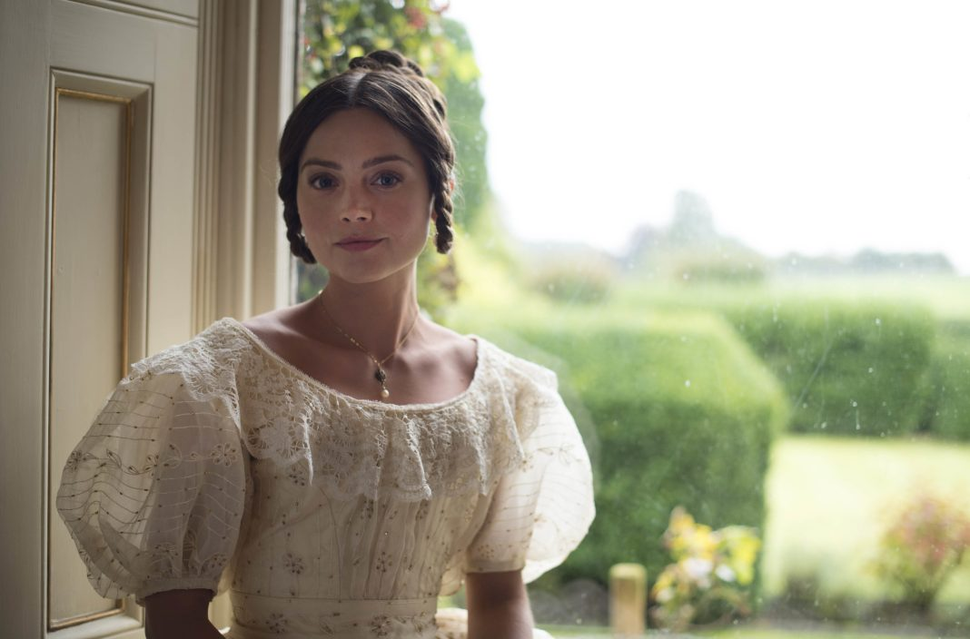 Jenna Coleman as Victoria 'Victoria' TV series, episode two - 29 Aug 2016 Photo by ITV/REX/Shutterstock
