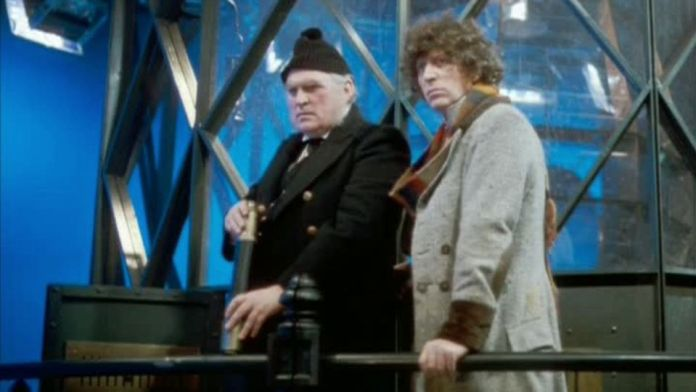 Doctor Who - The Horror of Fang Rock (c) BBC