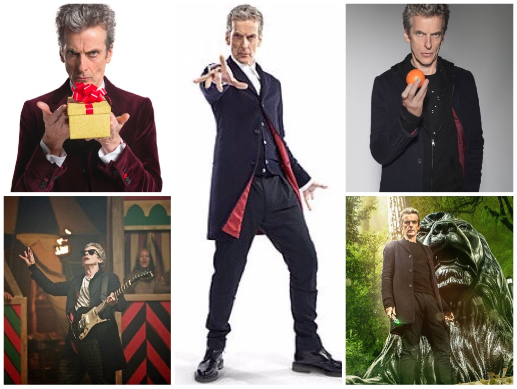 Twelfth Doctor Peter Capaldi