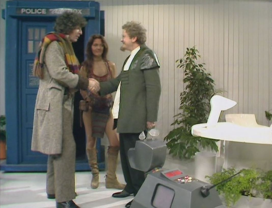 Doctor Who - The Invisible Enemy (c) BBC