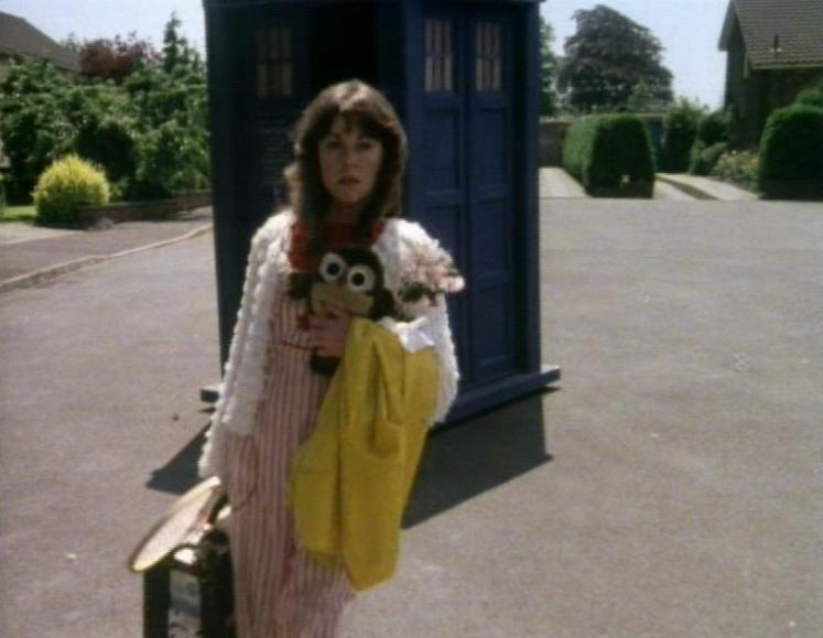 Doctor Who - The Hand of Fear: Part Four - Not Croydon