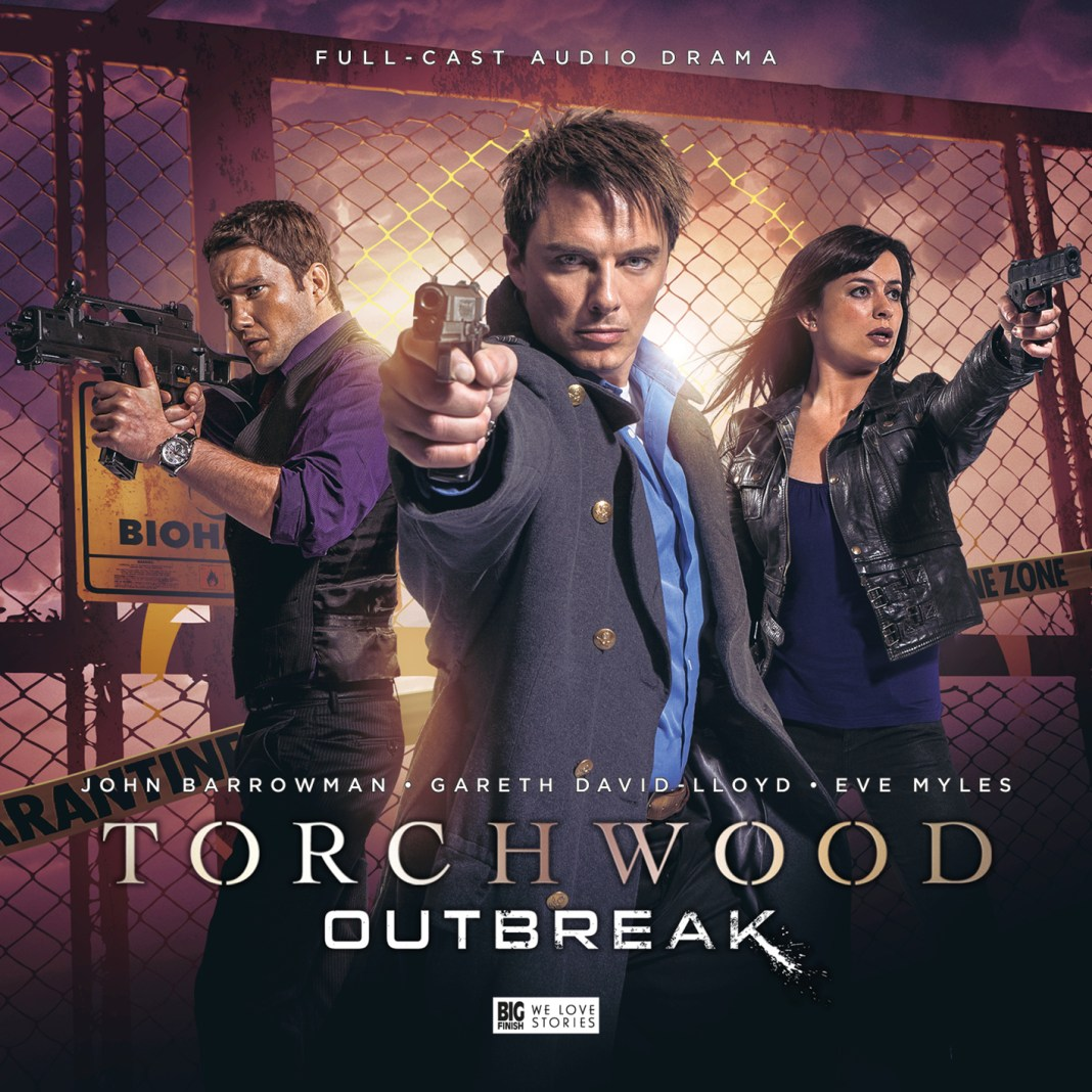 Torchwood - Outbreak - Big Finish