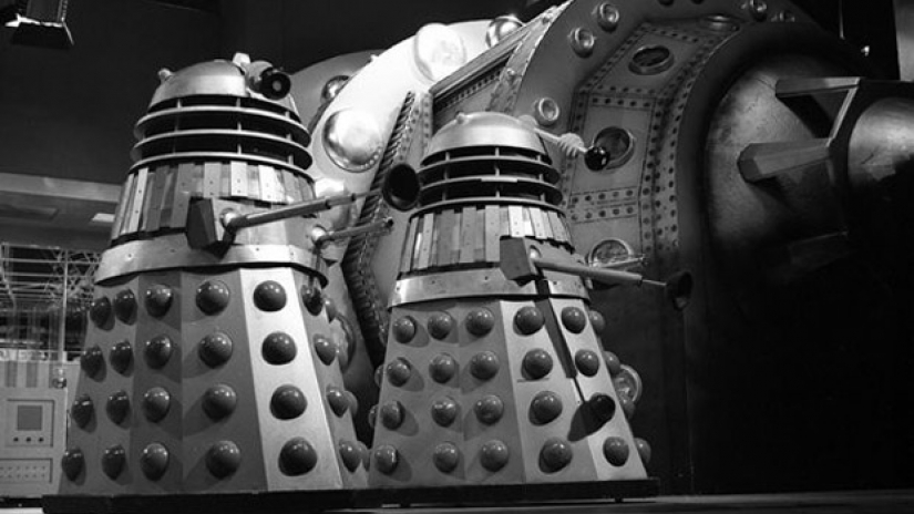 Doctor Who: The Power of the Daleks (c) BBC