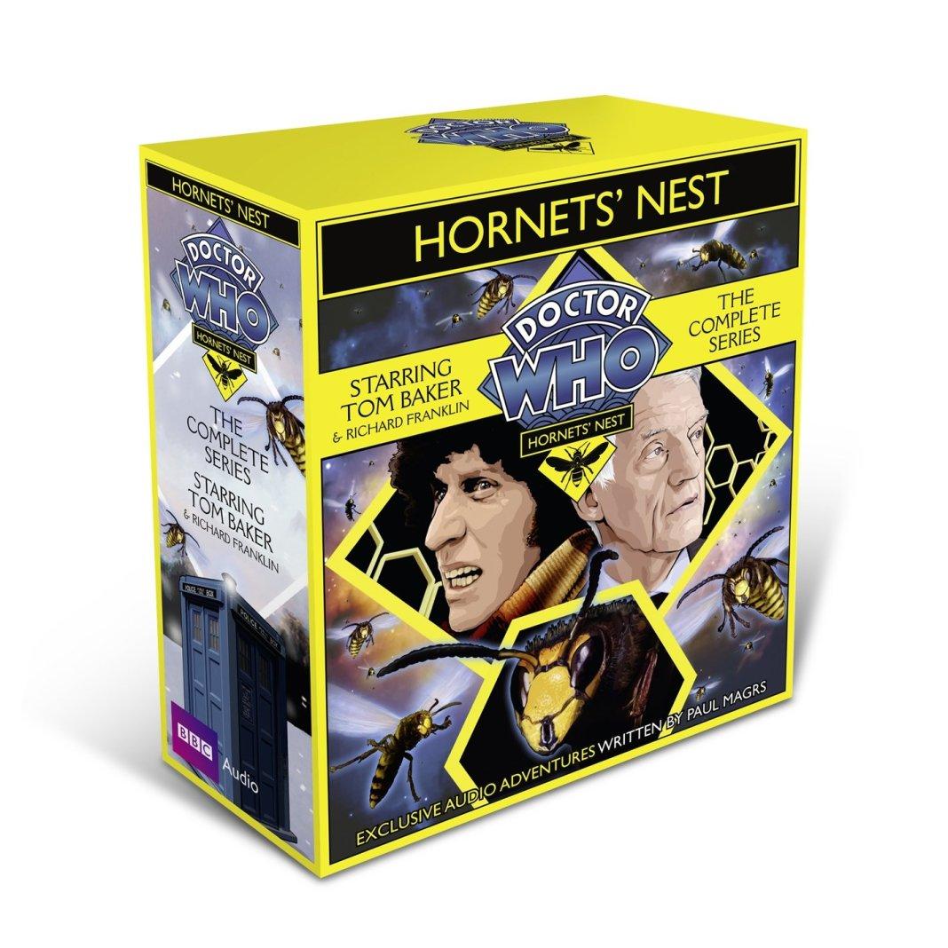 Doctor Who BBC Audio - Hornets Nest