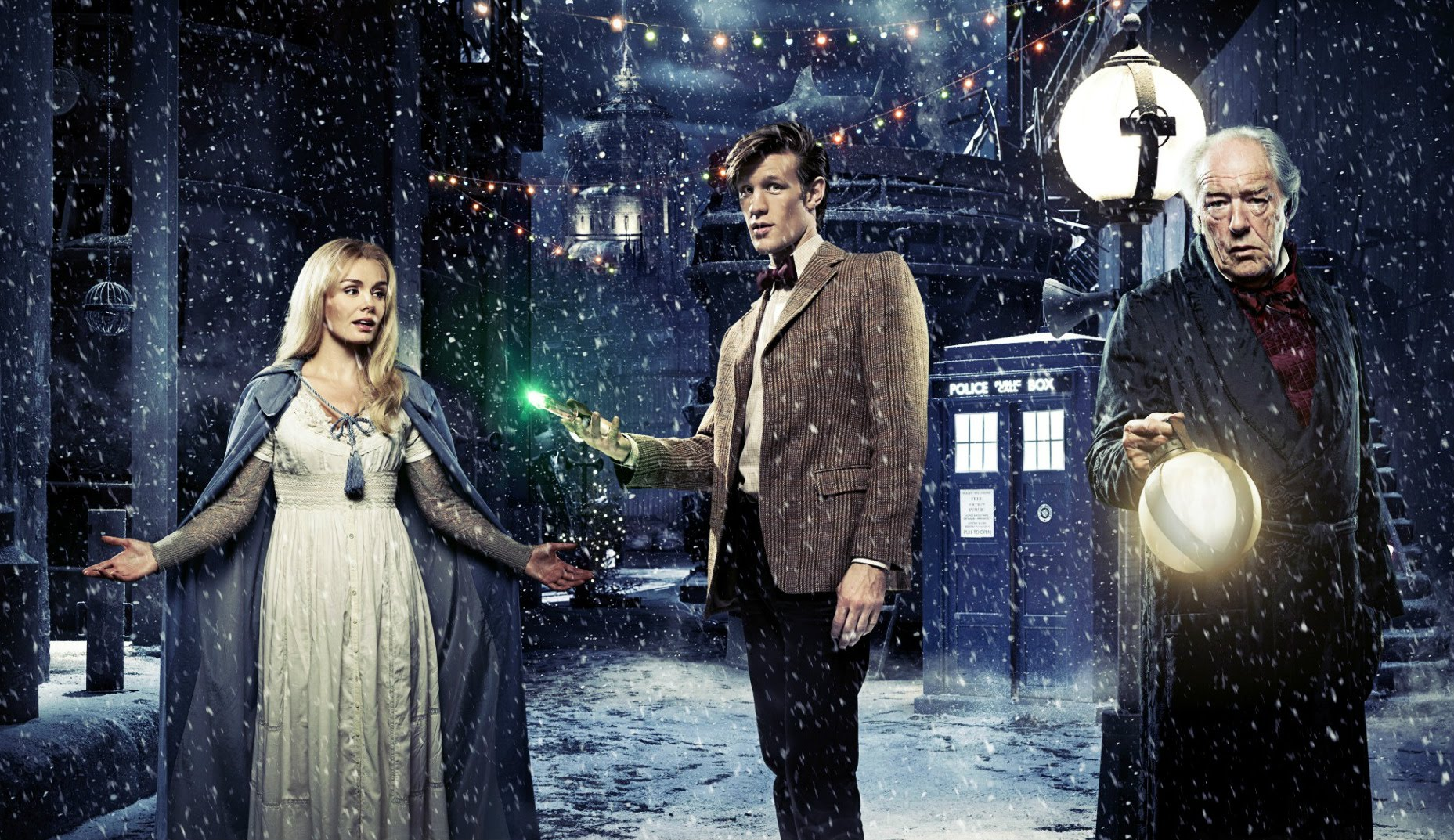 Dr Who A Christmas Carol.On This Day In 2010 A Christmas Carol First Aired