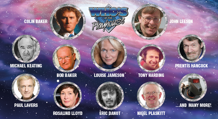 Who's at the Playhouse - EPSOM PLAYHOUSE
