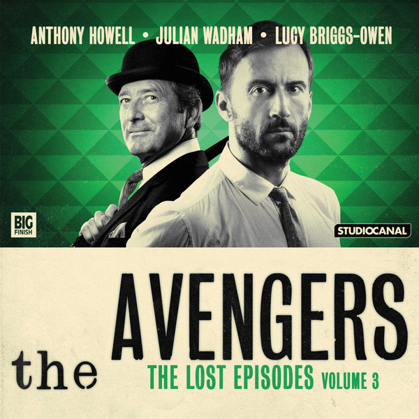 BIG FINISH - THE AVENGERS - THE LOST EPISODES VOLUME 03