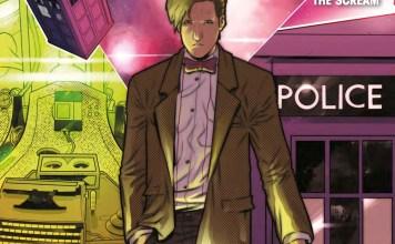 TITAN COMICS - DOCTOR WHO: ELEVENTH DOCTOR #3.2 - COVER D: Simone di Meo