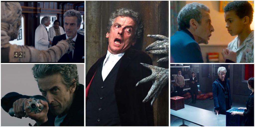 Top 5 Twelfth Doctor Stories (So Far…)