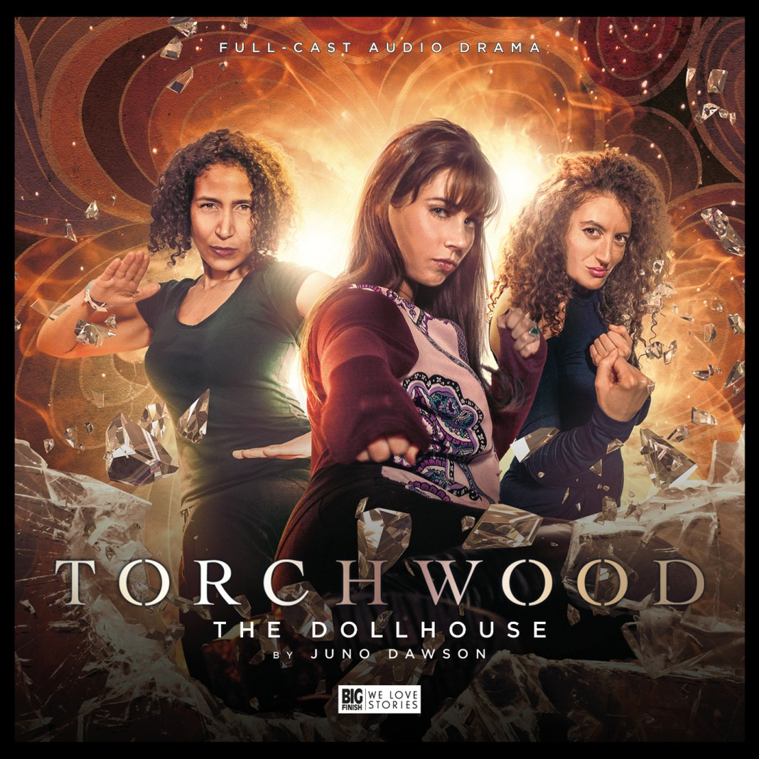 BIG FINISH - TORCHWOOD - THE DOLLHOUSE