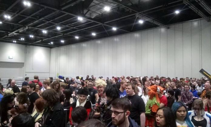 London MCM Comic Con - May 2017 - Photo by Daniel Rice