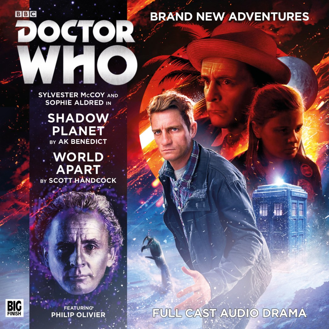 Big Finish - Doctor Who - Seventh Doctor - Shadow Planet / World Apart