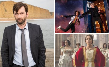 TV Choice 2017 Award Nominees