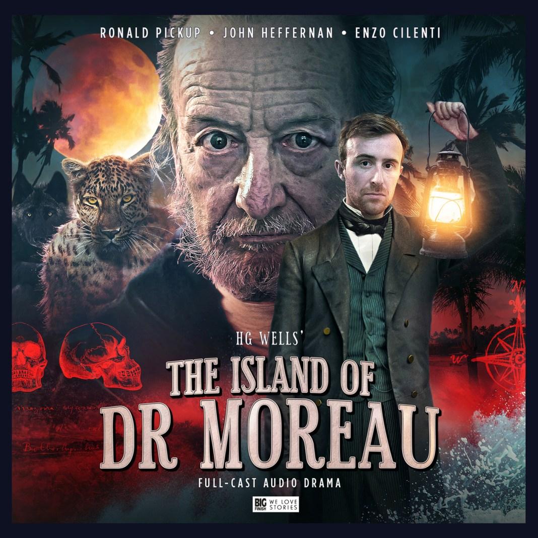 BIG FINISH - H.G. WELLS - THE ISLAND OF DR MOREAU