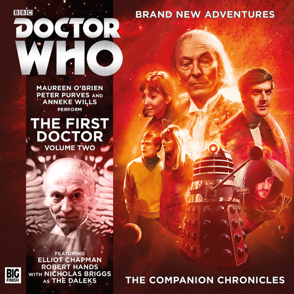 Doctor Who - The First Doctor - The Companion Chronicles Vol 2Doctor Who - The First Doctor - The Companion Chronicles Vol 2