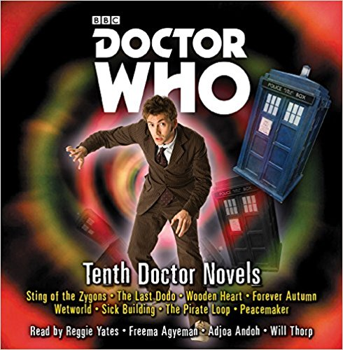 Tenth Doctor Novels - Audio