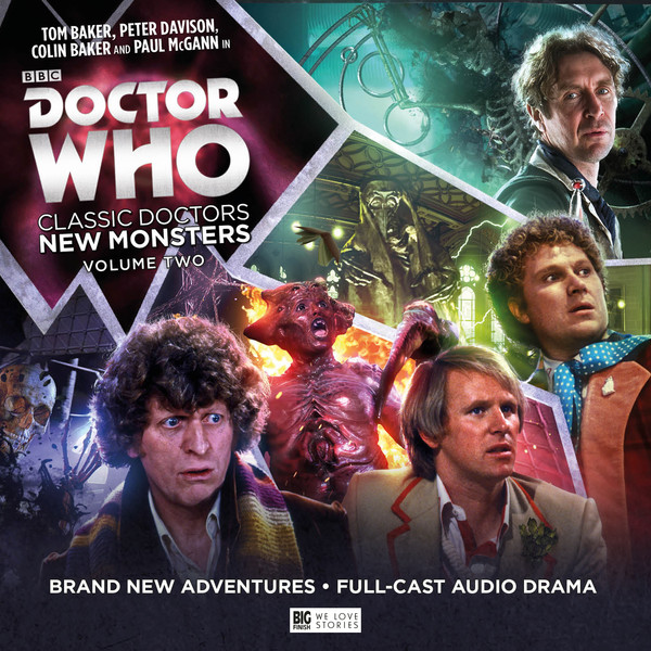 Doctor Who New Monsters Volume 2 - Big Finish