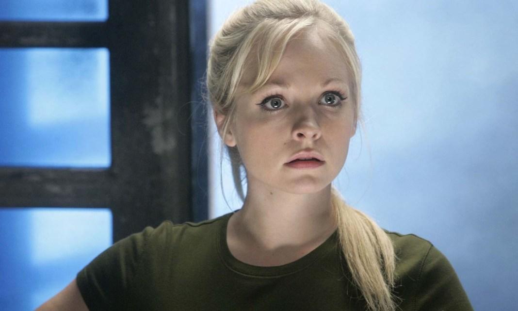 Jenny, the Doctor's Daughter (c) BBC Studios Georgia Tennant Georgia Moffett