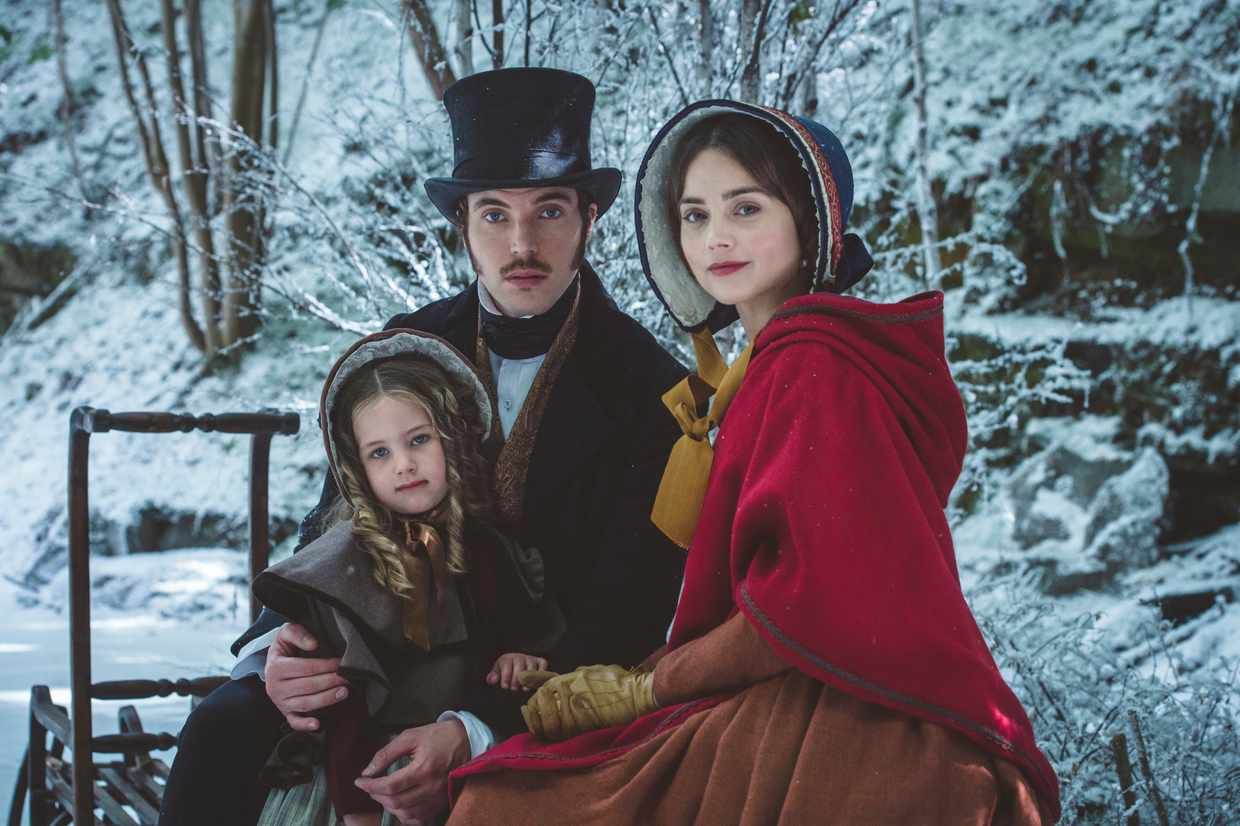 Victoria Christmas Special.Review Victoria Christmas Special Comfort And Joy