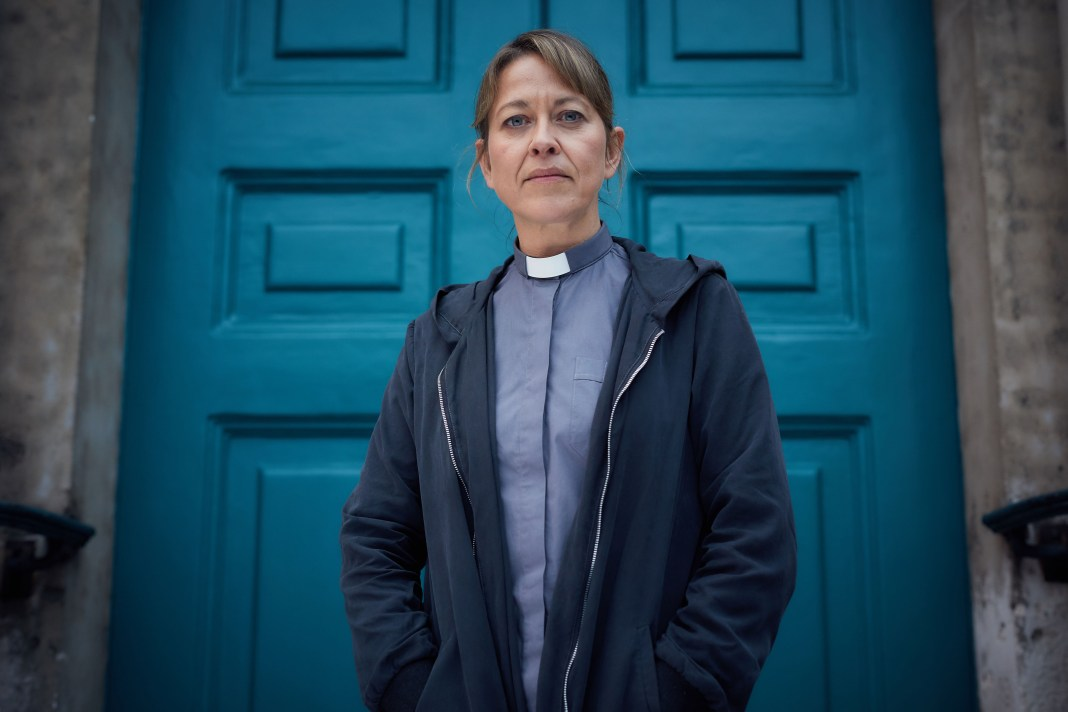 Collateral - Jane Oliver (NICOLA WALKER) - (C) The Forge - Photographer: Robert Viglasky
