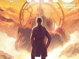 Titan Comics Doctor Who 12th Doctor Year 3 Issue 12 Cover