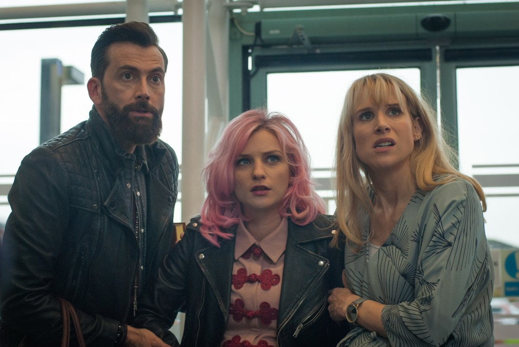 David Tennant, Faye Marsay and Lucy Punch - You Me and Him - (c) Bad Penny Productions
