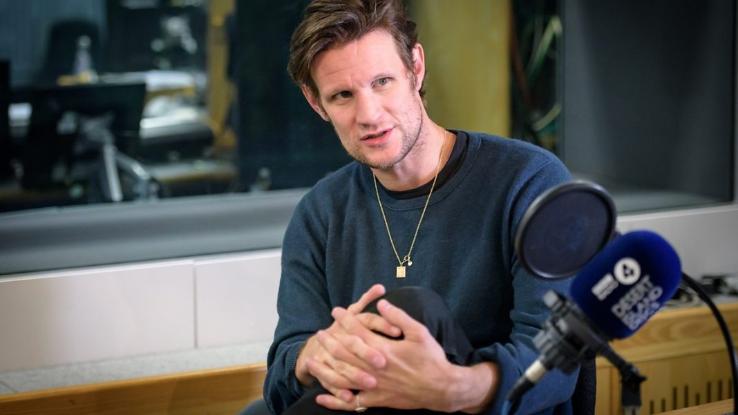 Matt Smith - Desert island Discs -2017 - Photo by Amanda Benson - (c) BBC