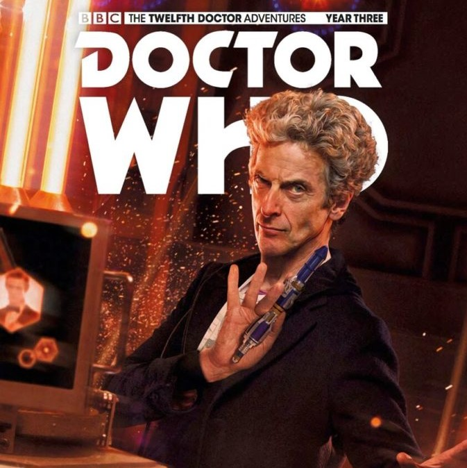 REVIEW: Doctor Who Time Trials: Volume 2 - The Wolves of Winter