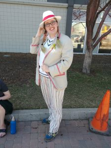 5th Doctor Cosplay