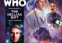 The Helliax Rift from Big Finish