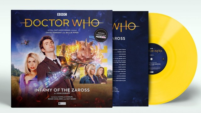 Doctor Who - Infamy of the Zaross