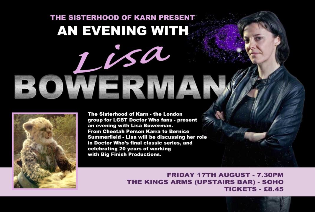 Lisa Bowerman - Sisterhood of Karn