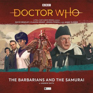 THE BARBARIANS AND THE SAMURAI BY ANDREW SMITH