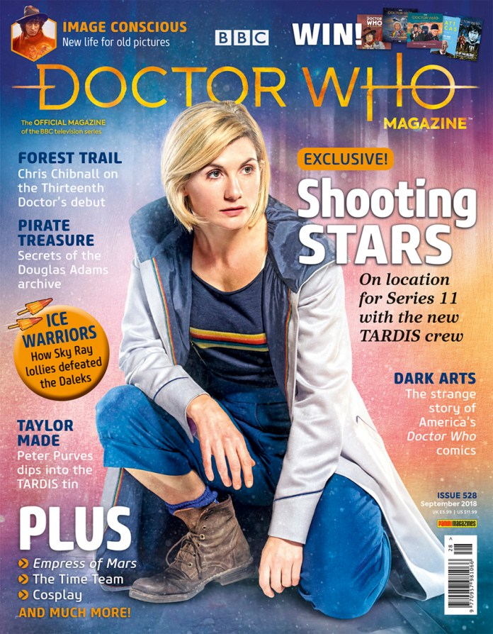 Doctor Who Magazine - 528