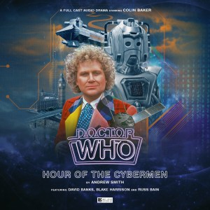 HOUR OF THE CYBERMEN BY ANDREW SMITH